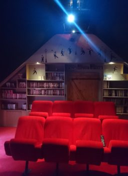 Le Home Cinéma par excellence. Contact : Domoimpact!